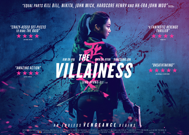 The Villainess Kim Ok-bin Quad