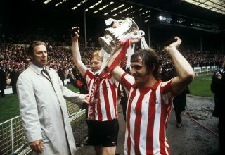 Sunderland FA Cup Win File Photo