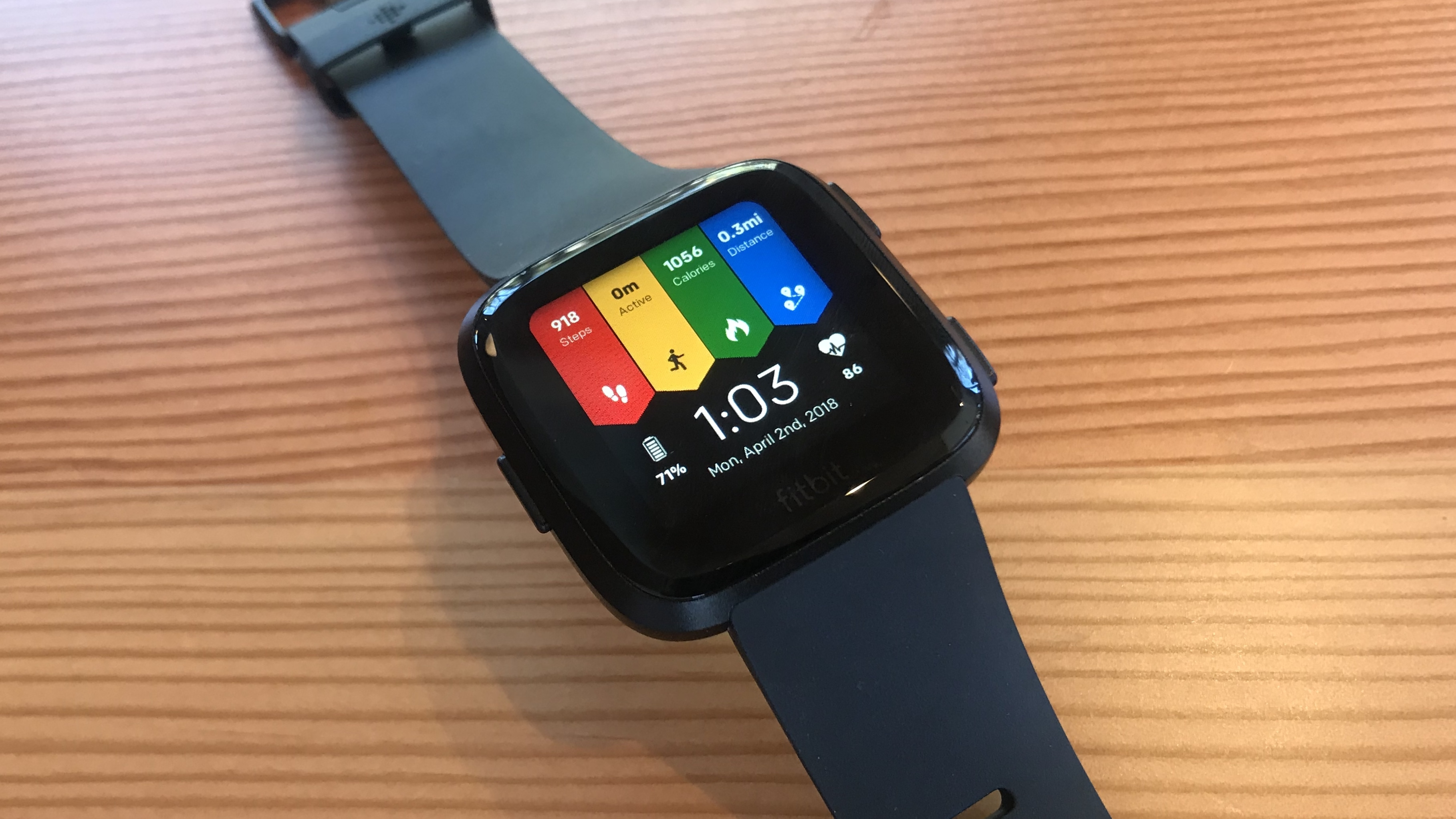 New Fitbit 2019 Fitbit Versa review | TechRadar