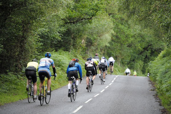 Sportive, Box Hill, Riding, Group