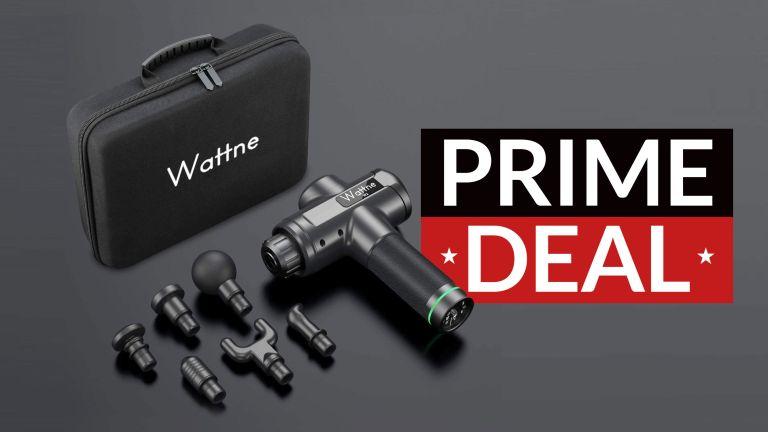 Amazon Prime Day deals: Wattne massage gun