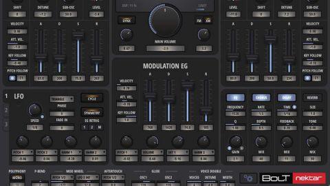 Nektar Technology Bolt review | MusicRadar