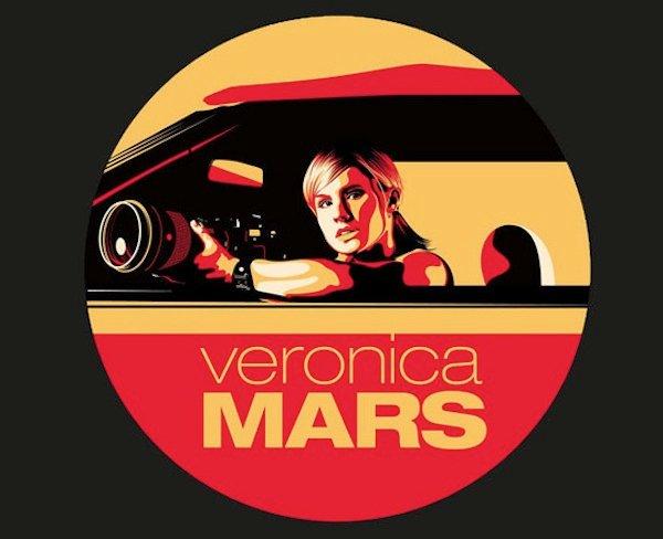 Veronica Mars Kickstarter t-shirt