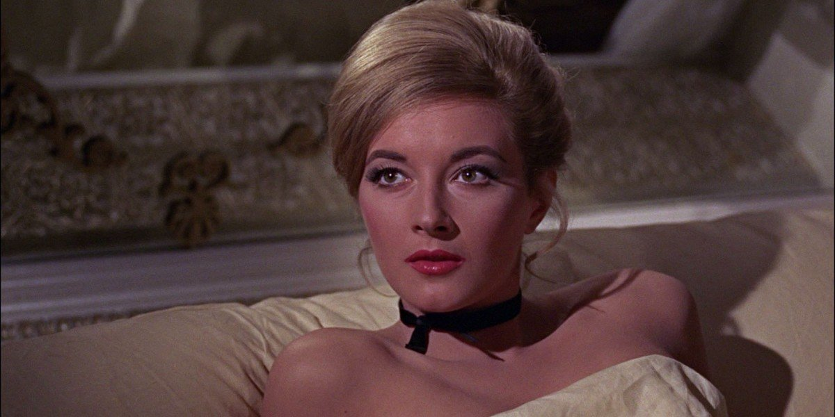 Daniela Bianchi - From Russia With Love