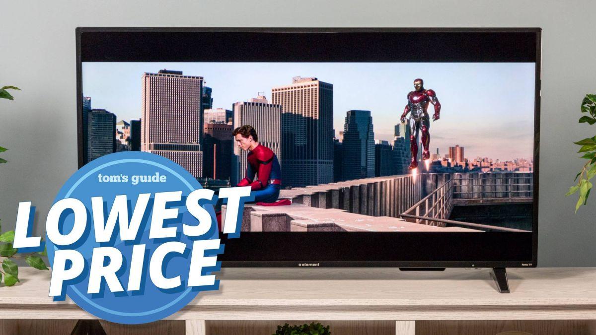 Crazy Walmart TV deal gets you a 70-inch 4K Roku TV for just $475