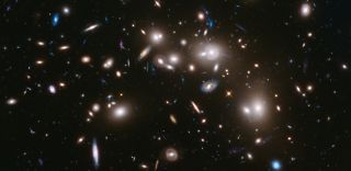 A Hubble image of the universe