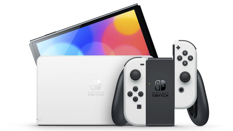 Nintendo Switch OLED 4K