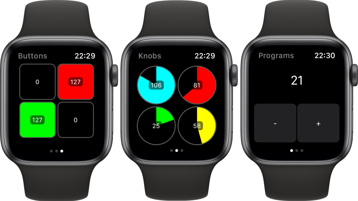 Looks like time's up for desktop MIDI controllers with the MidiWrist Apple Watch app