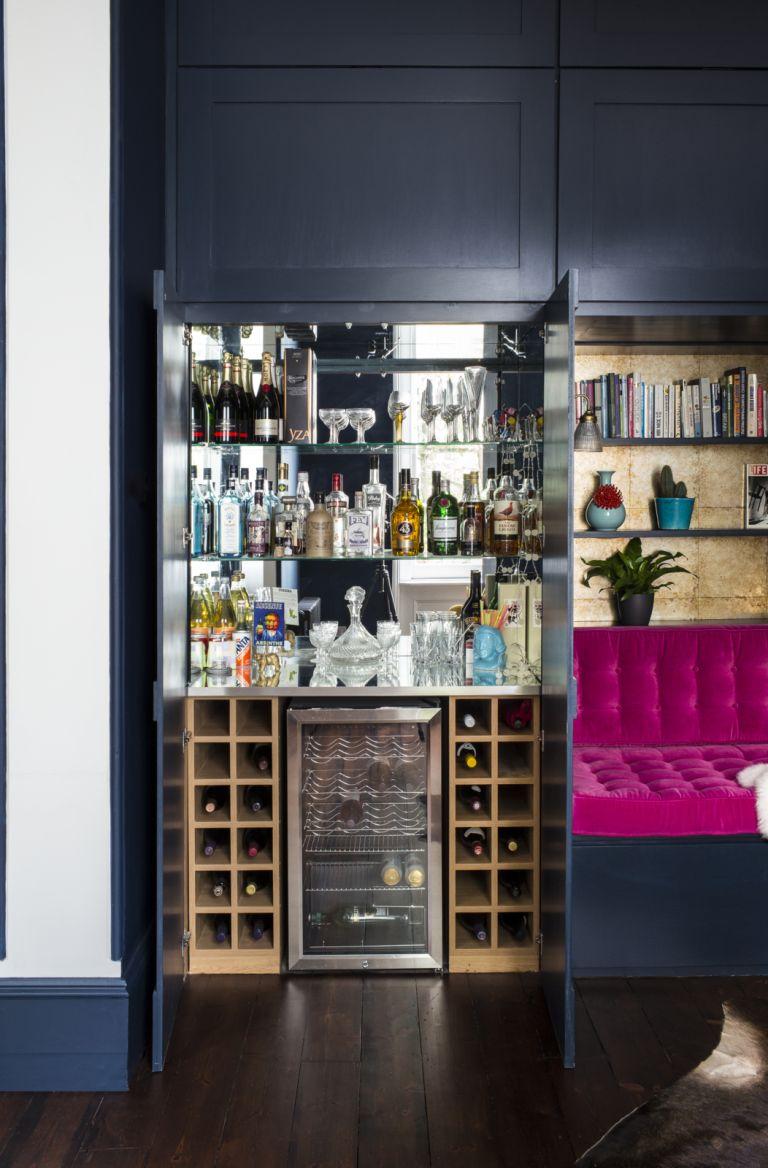 Super cool and stylish home bars   Livingetc