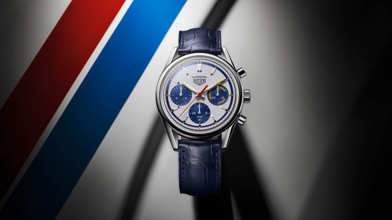 Tag Heuer celebrates 160th anniversary with stunning Carrera Montreal Limited Edition