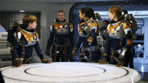 Lost In Space 2018 Netflix series - start date, cast and review