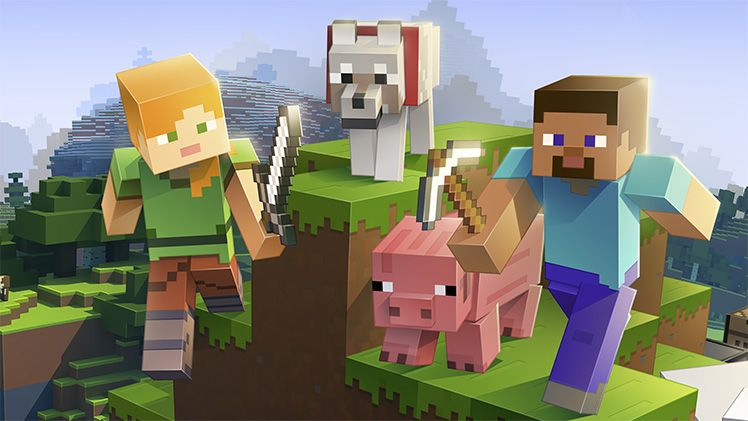 minecraft java and windows 10 cross platform