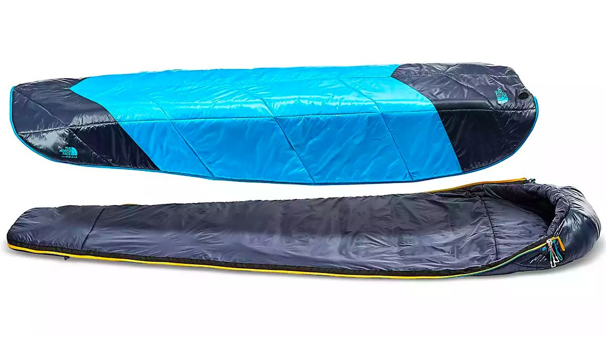 North Face One Bag review: a versatile sleeping bag for year-round camping