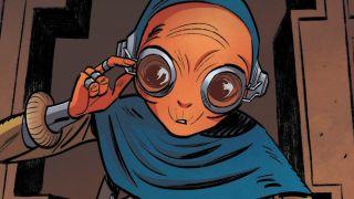 Star Wars: The High Republic Adventures #9 excerpt