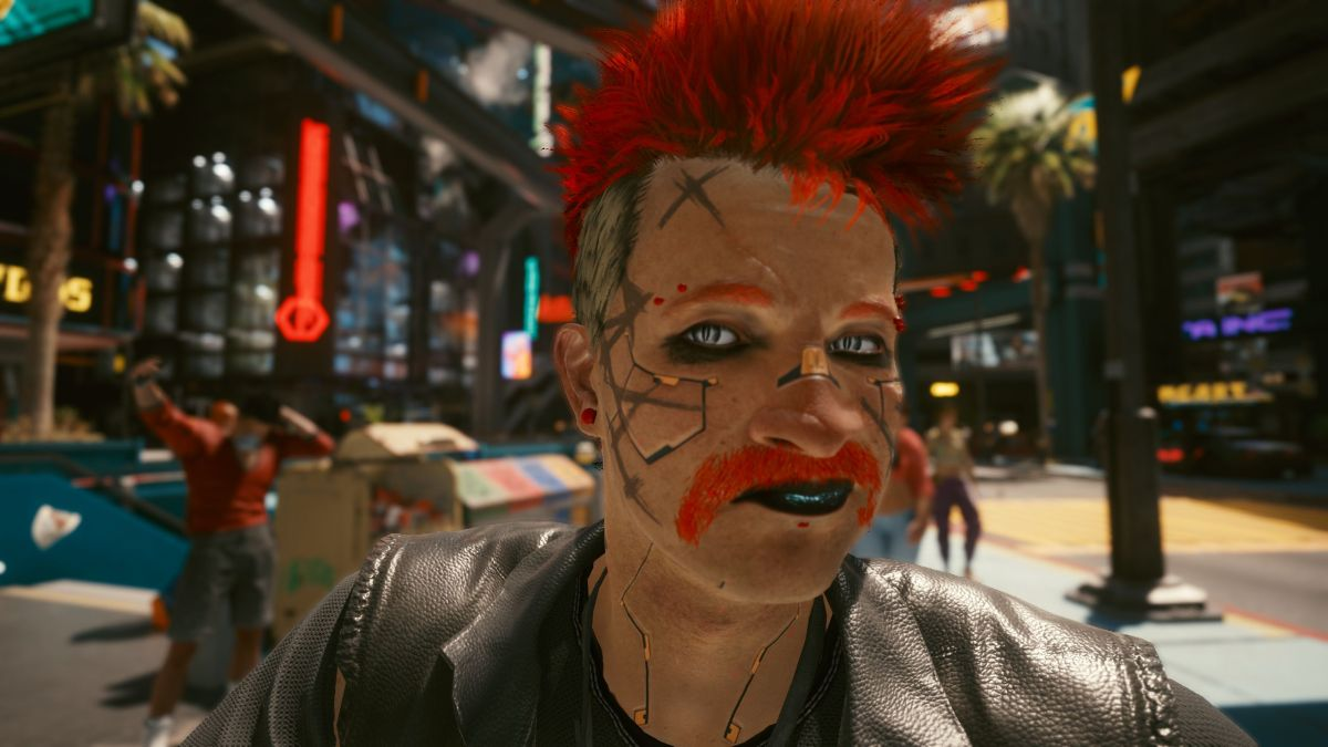 Fans can't stop dunking on CDPR's fun Cyberpunk 2077 stats