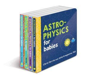 Baby University Physics Board Book Set