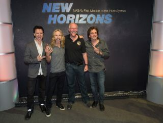 Styx Band Members and Showalter