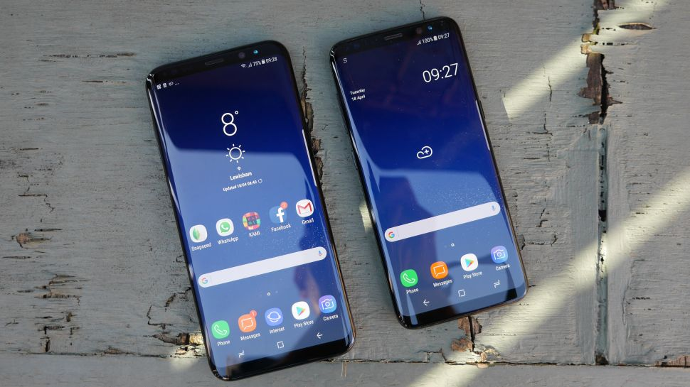 Amazon's Samsung Galaxy S8 deal is nearly half the Note 8 price