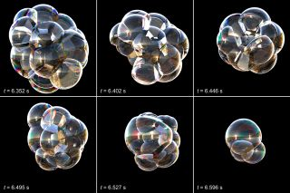 Bubble Clusters