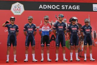 Alpecin-Fenix at the 2021 UAE Tour