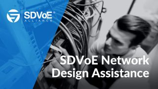 The SDVoE Alliance has launched the AV Network Design Assistance Program to help system designers, integrators, and end users implement best practices to get the most from AV network deployments.