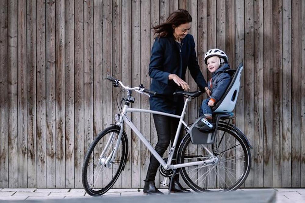 Thule child bike seat child trailer