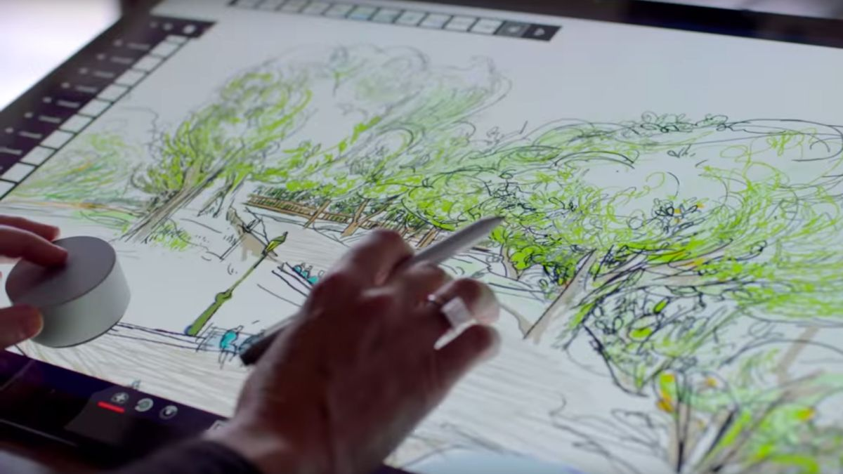 New Drawing App Aims To Bridge The Gap Between 2d And 3d