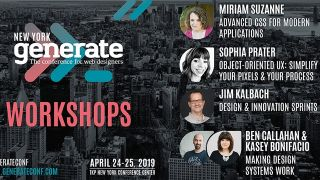 Generate workshops