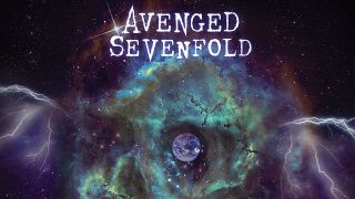 The cover of Avenged Sevenfold's new album The Stage