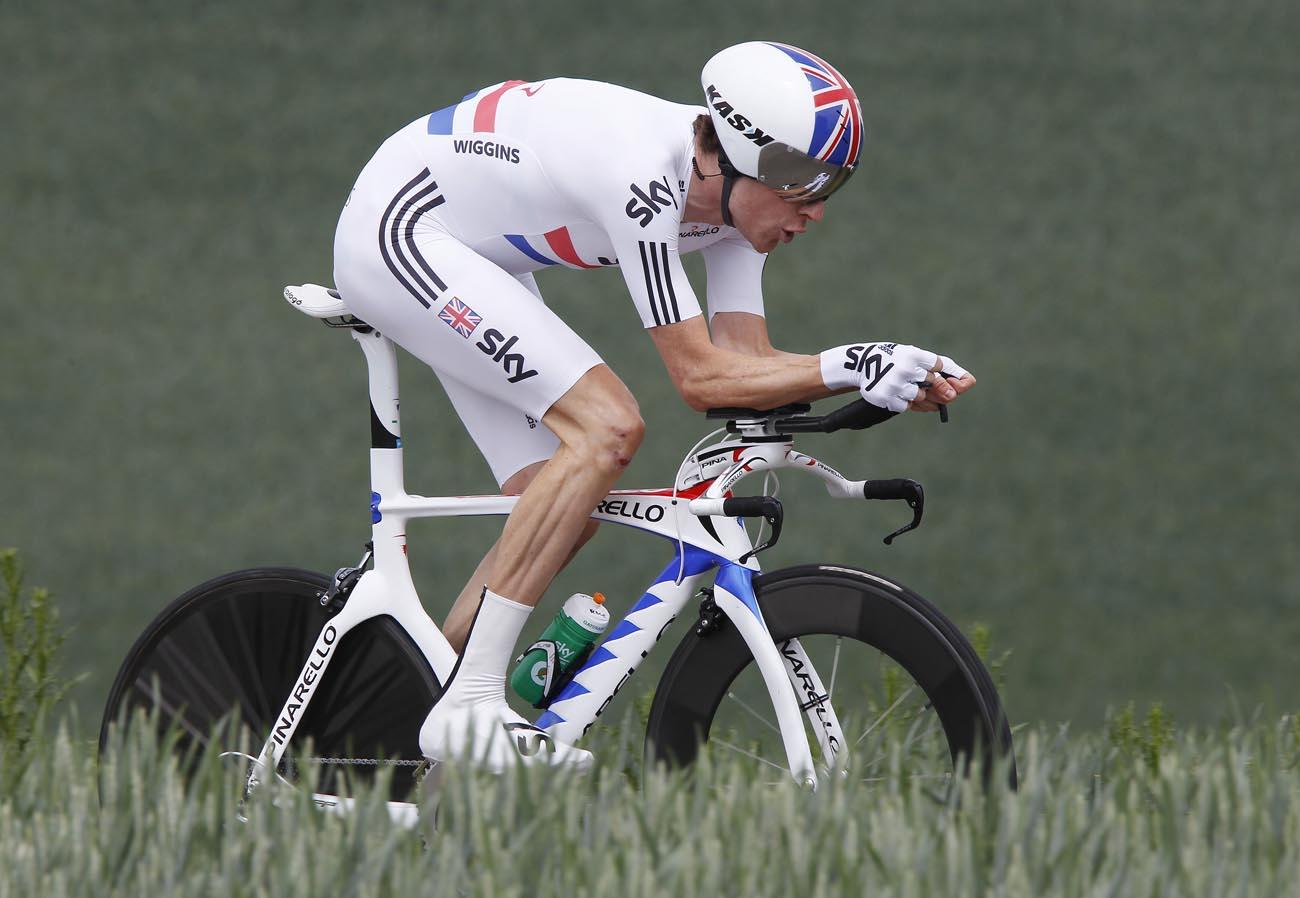 Bradley Wiggins wins stage, Bayern Rundfahrt 2011, stage four