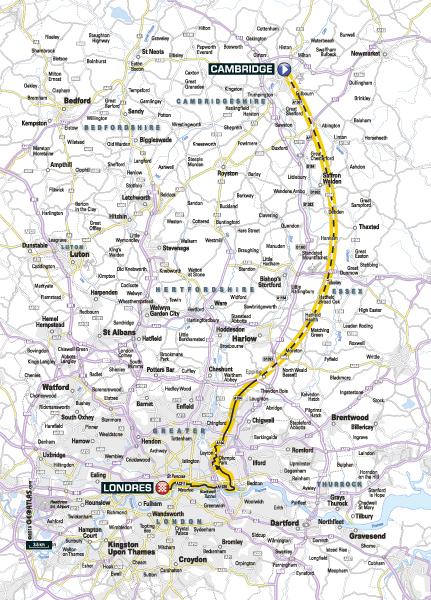 Harrogate Sheffield York and Cambridge confirmed as Tour de France