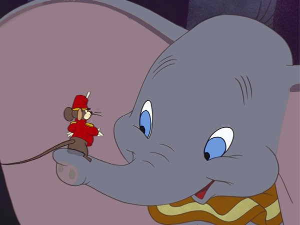 Disney Opens The Vault And Brings Dumbo To Blu-Ray #16907