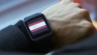 BBC news on smart watch