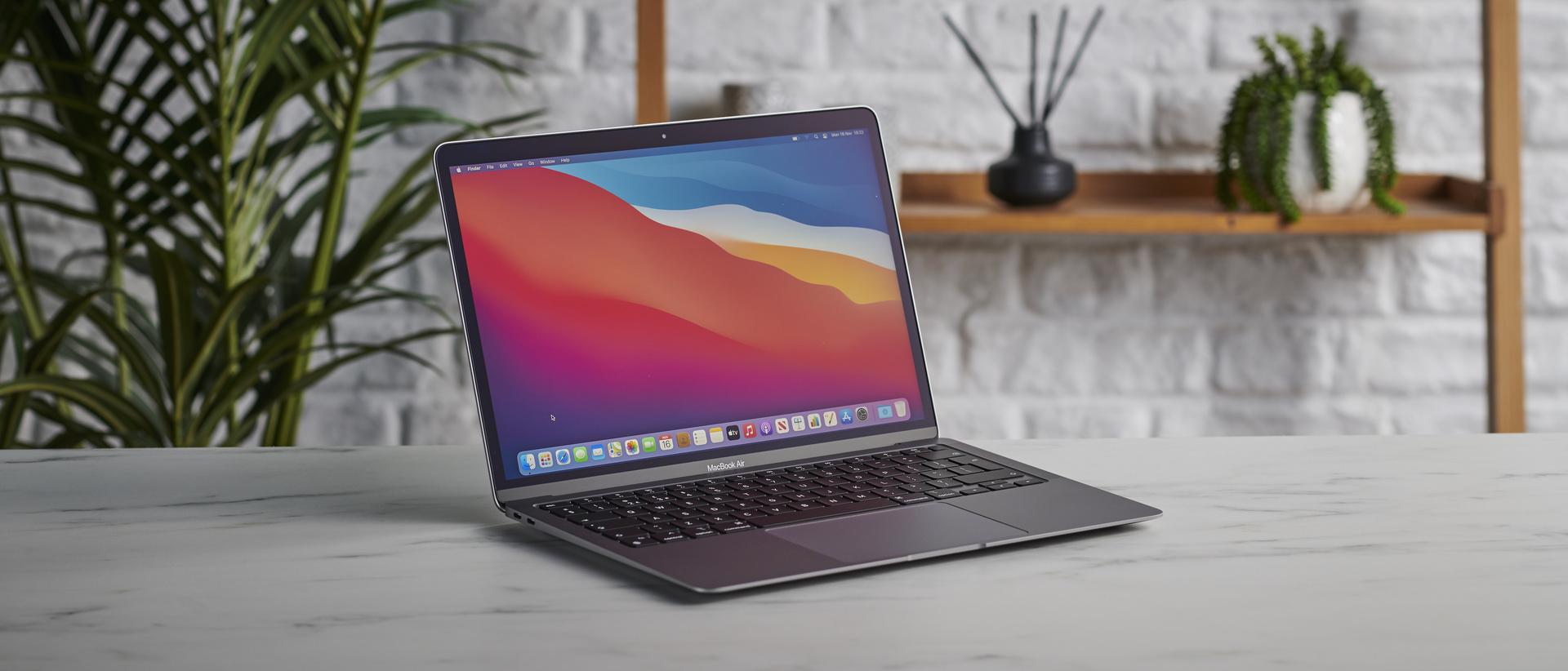 Apple Macbook Air M1 2020 Review Techradar