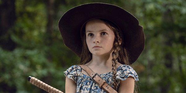 judith and sword the walking dead season 9