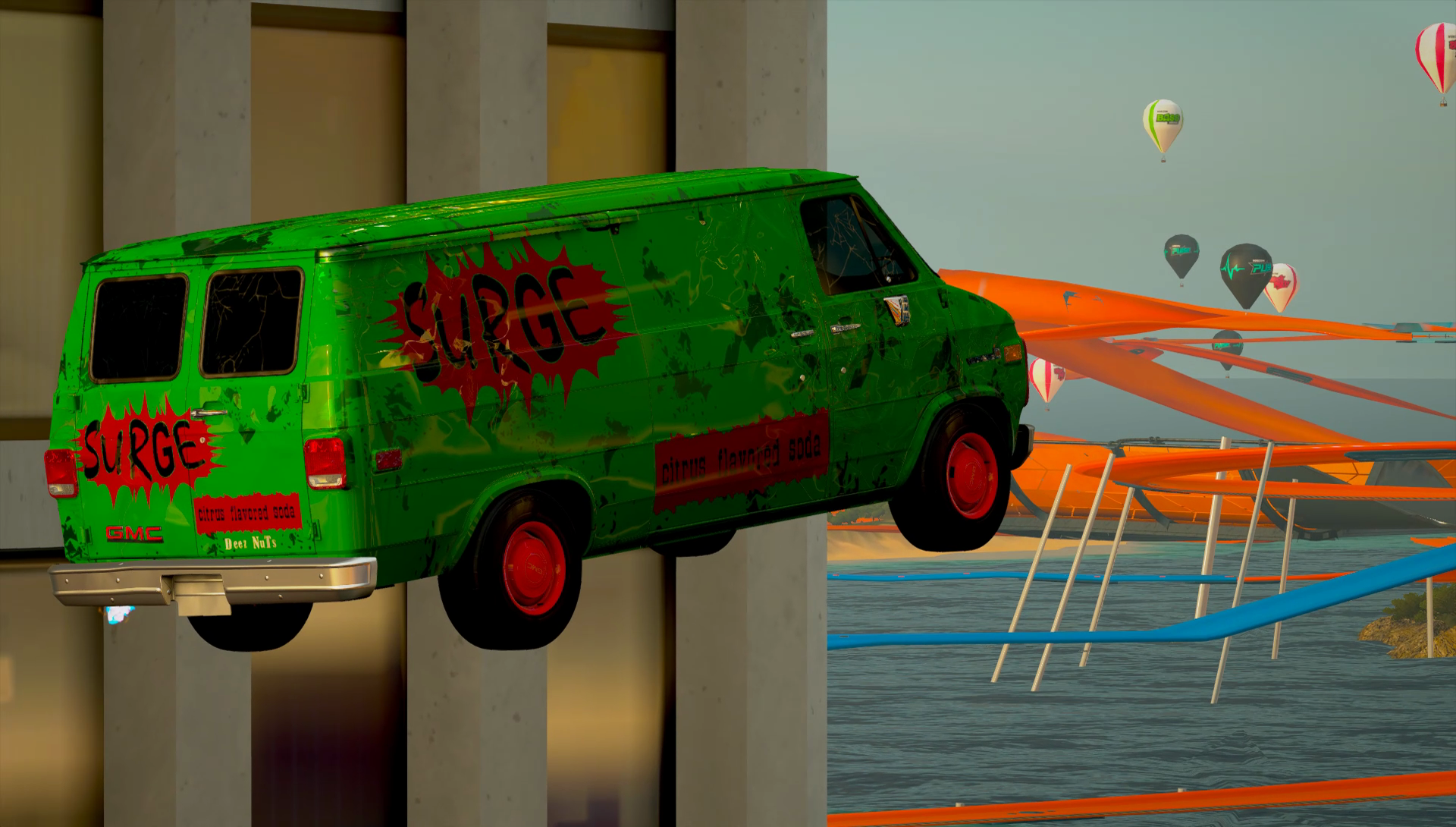 8 ways Forza Horizon 3's Hot Wheels expansion makes it The