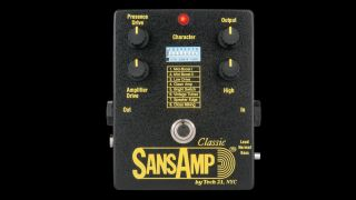 TEch 21 has relaunched the SansAmp Classic