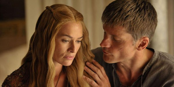 Game of Thrones Cersei and Jaime Lannister