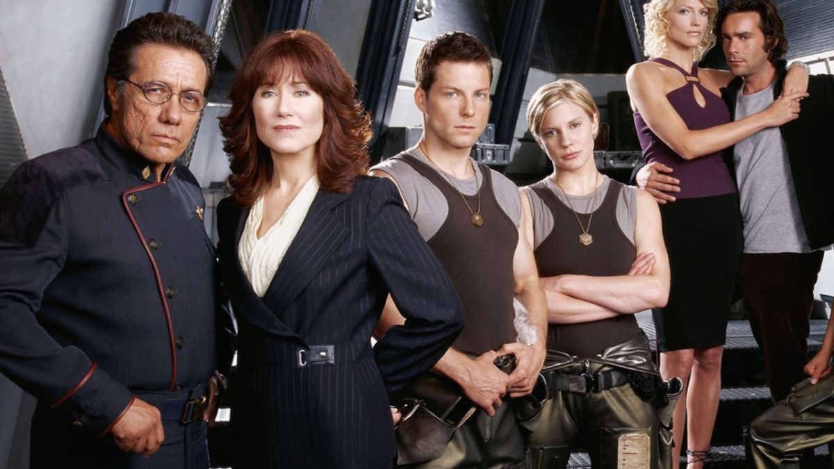 Battlestar Galactica is being rebooted for NBC's new streaming service, Peacock
