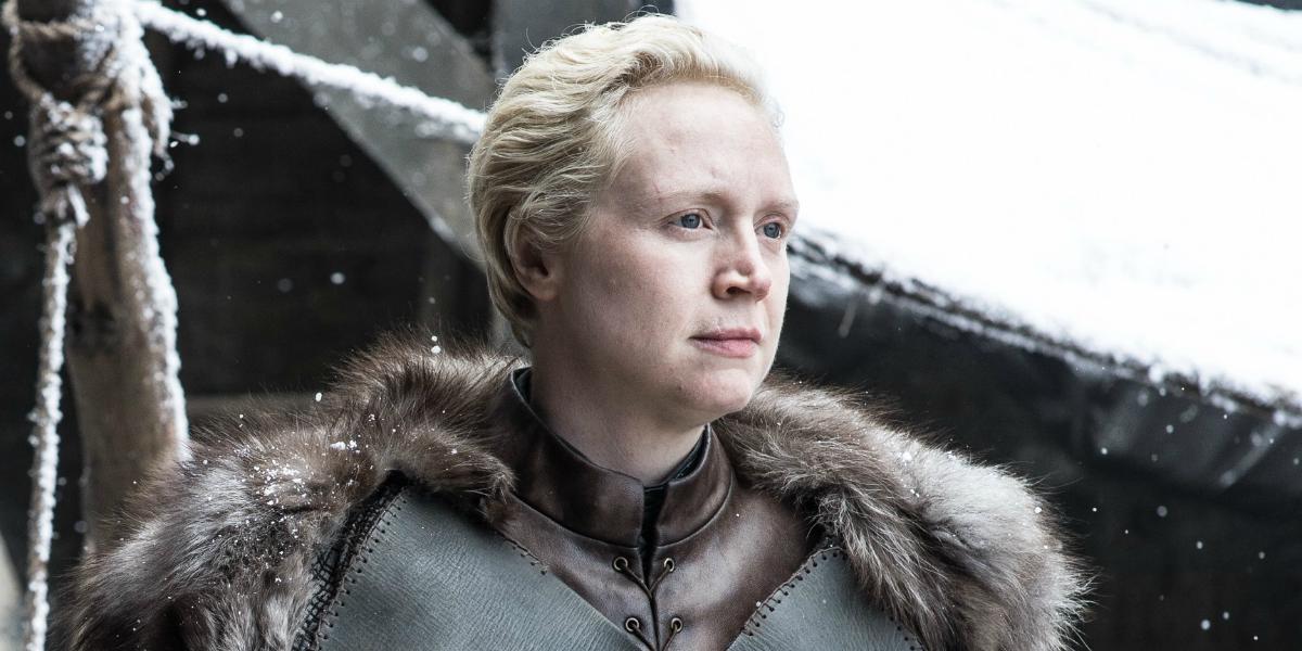 Game of Thrones Brienne of Tarth Gwendoline Christie HBO
