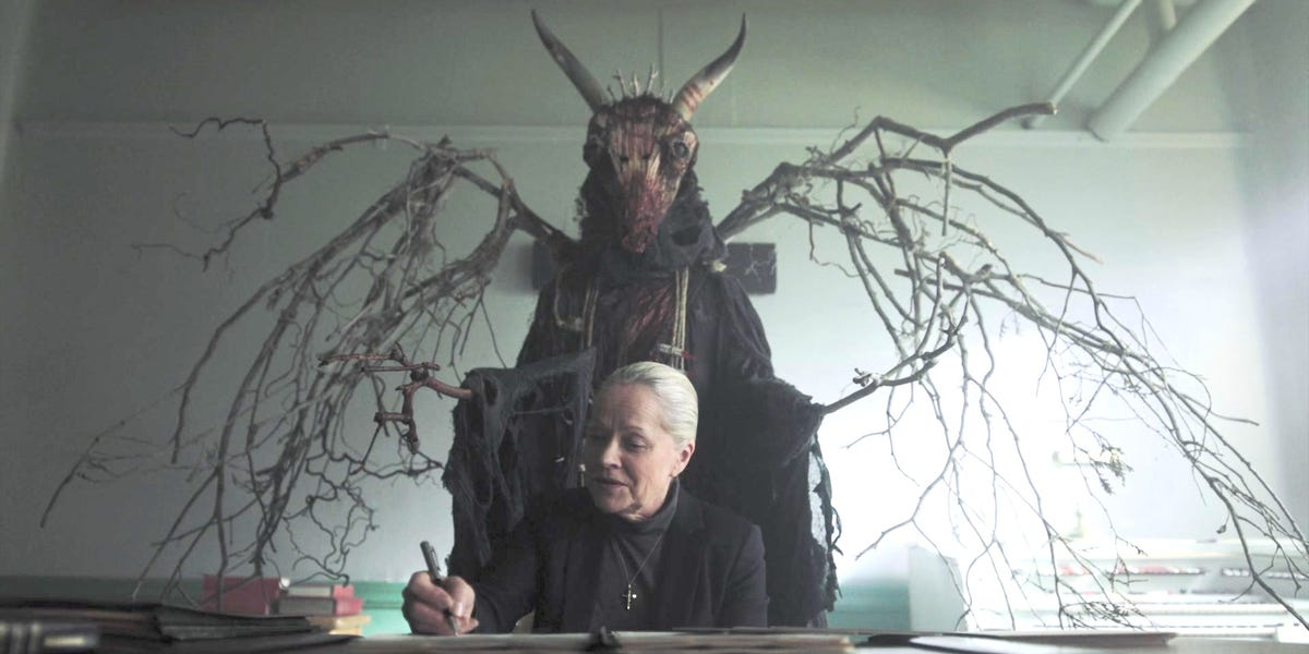 The Gargoyle King in Riverdale.