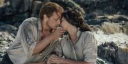 Outlander Author Reveals Her Favorite Moment From The Books, And It's An Intimate One