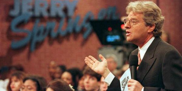 Will Jerry Springer run for Ohio governor? | WBNS-10TV Columbus, Ohio |  Columbus News, Weather & Sports