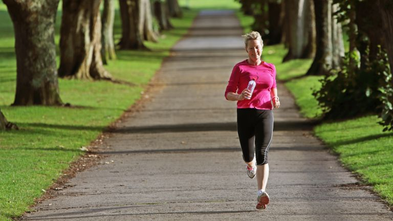 Running to boost your mood, sleep better and improve productivity