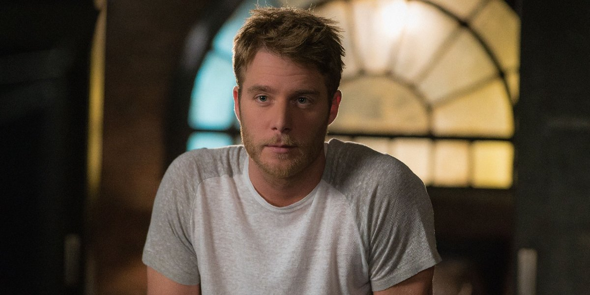 Jake McDorman on Limitless