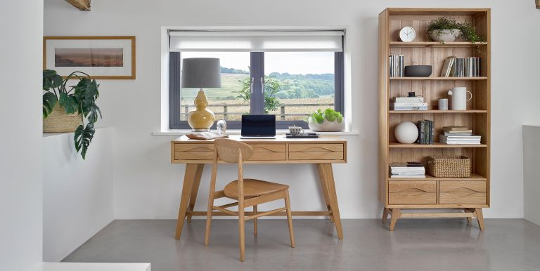 The Oak Furnitureland clearance includes their new range... and it's super Scandi