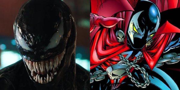 Venom and Spawn