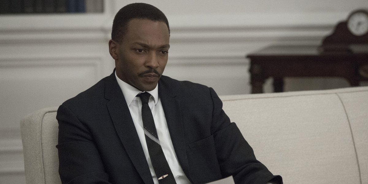 Anthony Mackie in All The Way