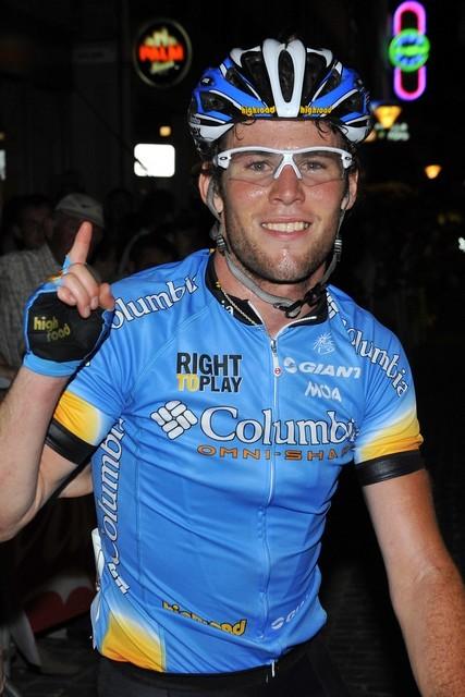 Mark Cavendish Herentals Criterium 2008