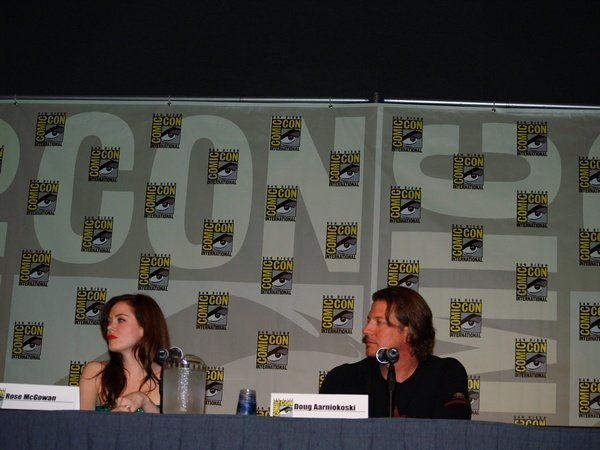 Comic Con: Red Sonja Panel In Detail #151
